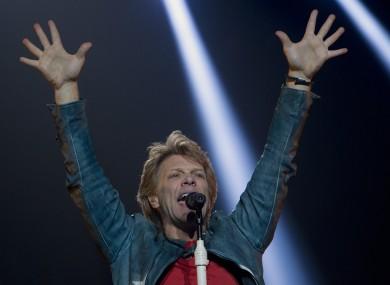 Jon Bon Jovi in 2013.