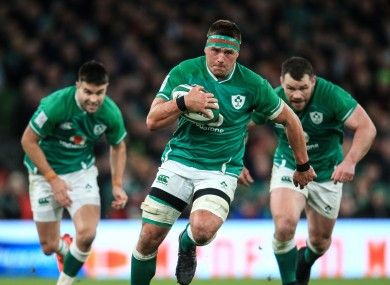 Ireland are in Paris with a point to prove.