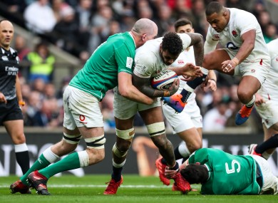Lawes starred against Ireland earlier this year.