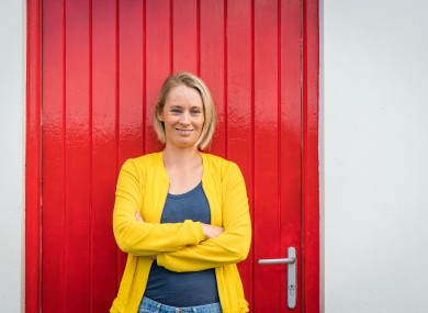 Derval O'Rourke has gone from Olympian to entrepreneur