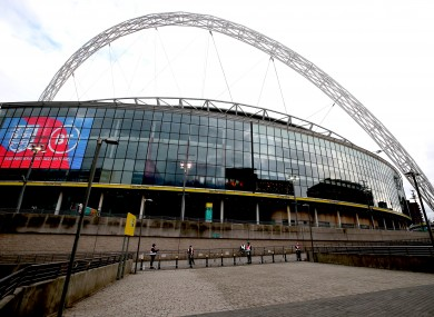 England will need to arrange alternative opponents for next month's Wembley friendly.