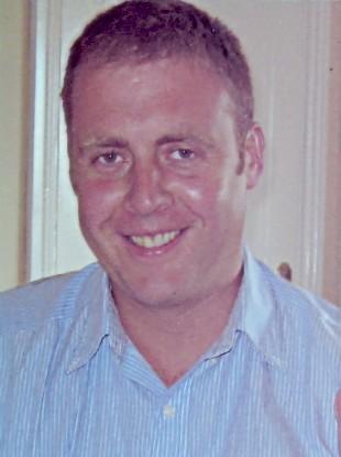Garda Detective Adrian Donohoe