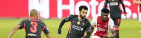 LIVE: Ajax v Liverpool, Champions League
