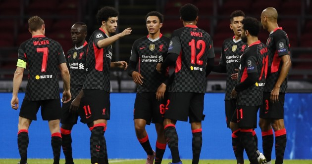 As it happened: Ajax v Liverpool, Champions League
