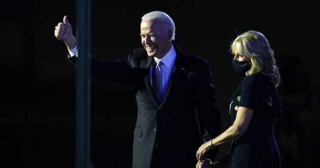 LIVE: America looks to the future as Biden prepares to take the reins