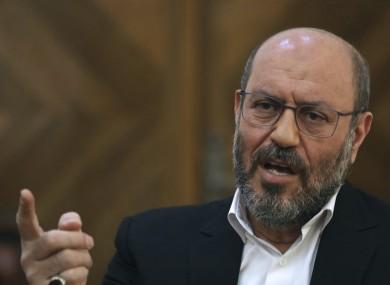 Hossein Dehghan, an adviser to Iran's supreme leader