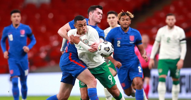As it happened: England v Ireland, International friendly