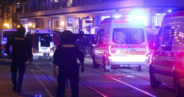 Two dead and 15 wounded in Vienna terror attack on eve of lockdown