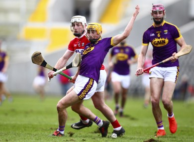 Cork and Wexford are two of the teams that will be in tomorrow morning's qualifier draw.