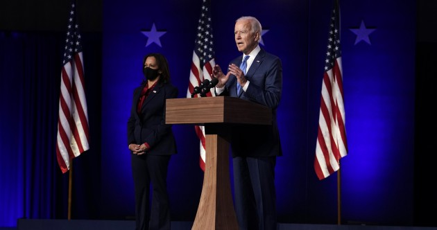 As it happened on Saturday morning: Biden says 'clear majority of nation' behind him as tense wait for final result continues