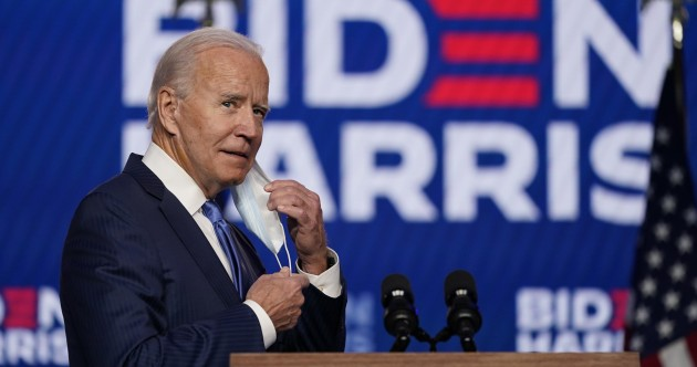 Joe Biden wins election to become 46th President of United States