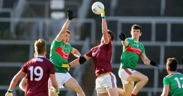 As it happened: Mayo v Galway, Connacht SFC final