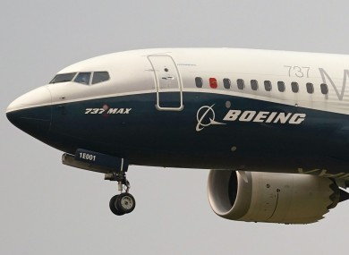 The Boeing 737 Max has been grounded since March 2019