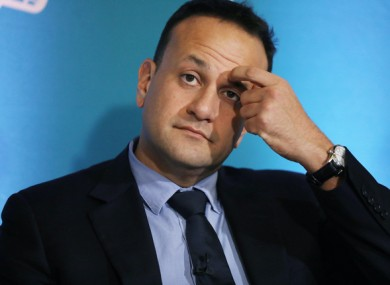 Tánaiste Leo Varadkar is facing increased pressure over the controversy.