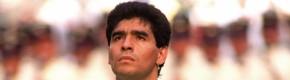 Diego Maradona, RIP.