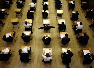 The decision to cancel exams is an acknowledgement of the disruption 'so many pupils' have faced.