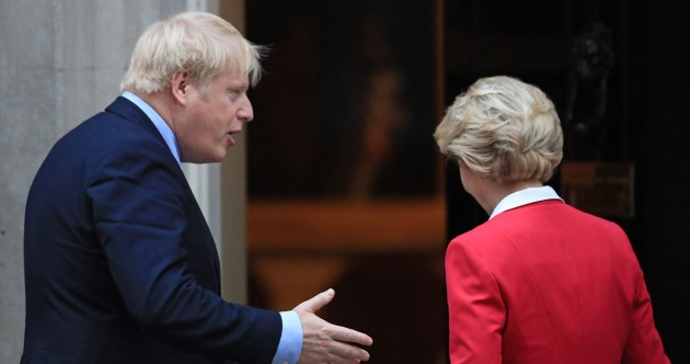Brexit: Boris Johnson will fly to Brussels tomorrow for dinner meeting with Ursula von der Leyen