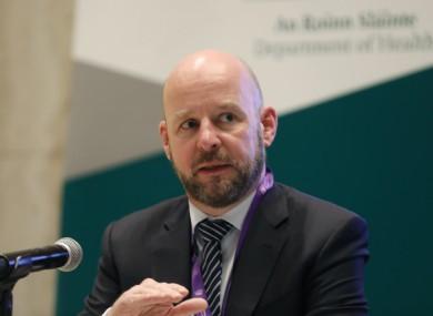 File image of Professor Philip Nolan.