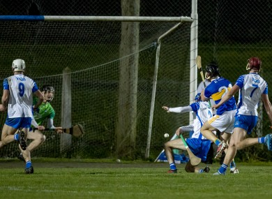 Max Hackett's goal at the end of normal time saved Tipperary.