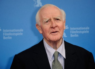 John Le Carre attending the premiere of The Night Manage in 2016.