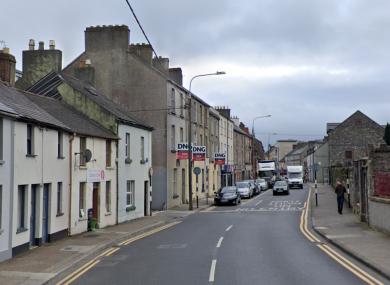 John Street, Sligo (file photo)