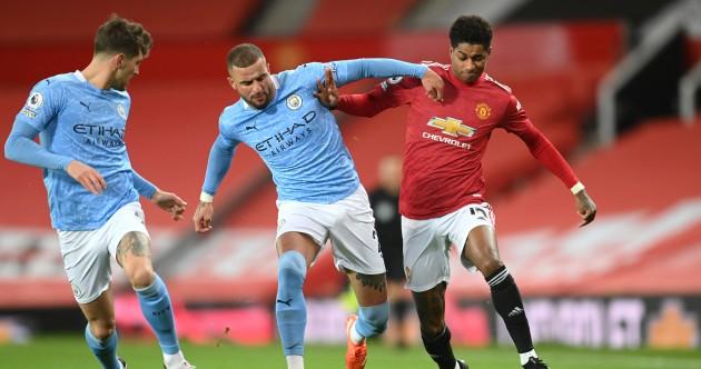 As it happened: Man United v Man City, Premier League