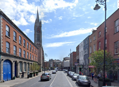File photo - Thomas Street, Dublin