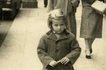 Theresa, aged four, pictured in Dublin.