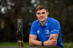 Garry Ringrose has been named Guinness Rugby Writers Ireland Men's player of the year.