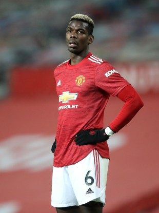 Paul Pogba has been repeatedly linked with a move away from Man United.