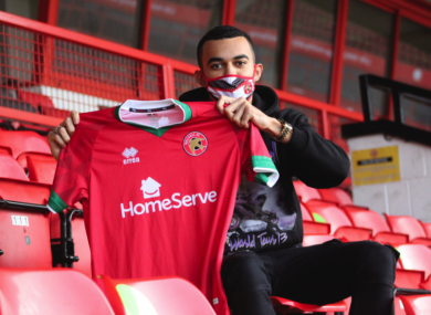 Tyreik Wright has joined Walsall.