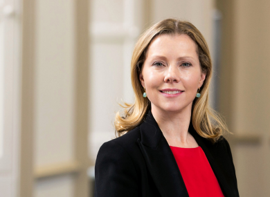 Sophie Carey, Senior Manager of MBA Programmes at UCD Smurfit School, who is among the speakers at the virtual event