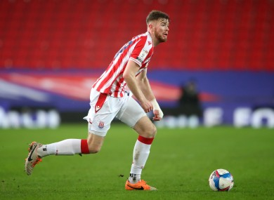 Stoke's Nathan Collins has been linked with a number of Premier League clubs.