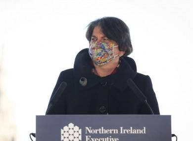 Northern Ireland First Minister Arlene Foster.