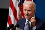 File. US President Joe Biden was briefed ahead of the airstrike.