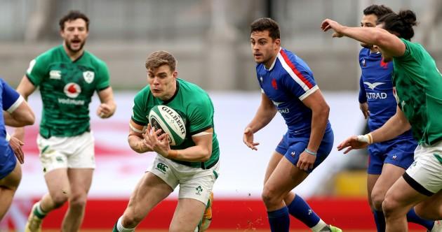 As it happened: Ireland v France, Six Nations Championship