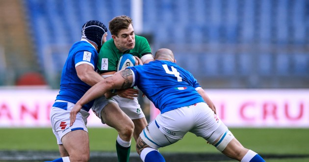 As it happened: Italy v Ireland, Six Nations Championship