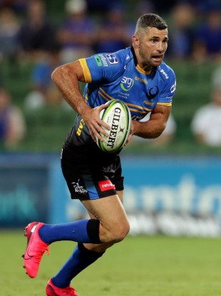 Kearney made his Super Rugby AU debut on Friday.