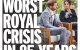 'Palace in turmoil' , 'What have they done?': UK front pages react to Harry and Meghan interview