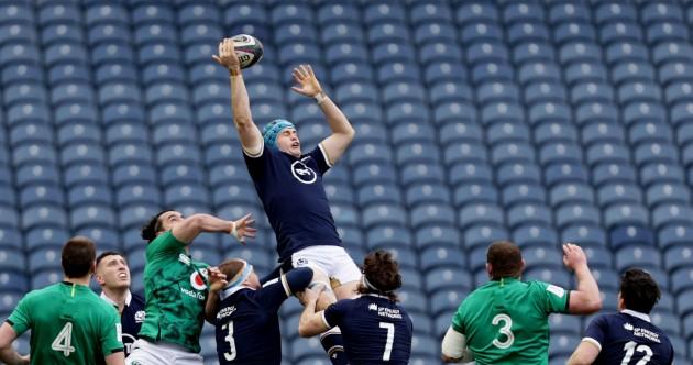 As it happened: Scotland v Ireland, Six Nations Championship