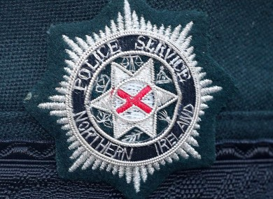 PSNI crest (file photo)