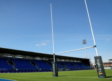 Donnybrook's Energia Park will host Saturday's game.