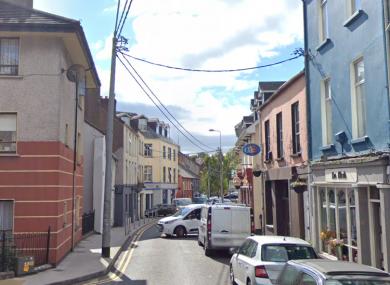 Douglas Street (file photo)