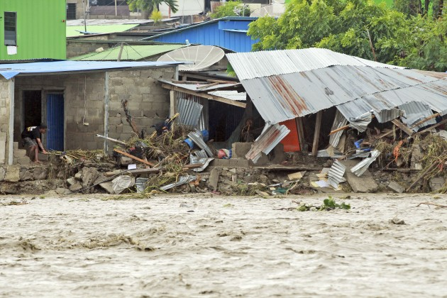 More than 90 dead after flash floods in Indonesia and East Timor