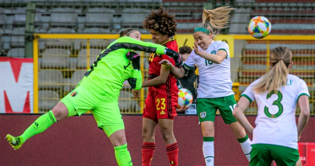 As it happened: Belgium v Republic of Ireland, International Friendly