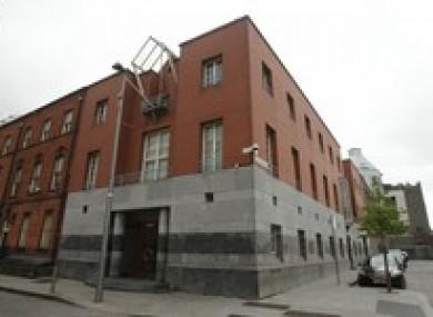Dublin Children's Court
