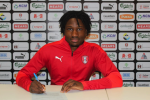 Kayode: committed to Rotherham United until 2024.