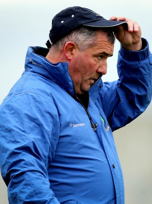 Unreserved apologies: McEnaney has been banned for 12 weeks by Monaghan.