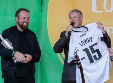 Lowry aims to help Offaly GAA.