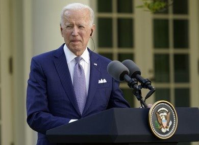 President Joe Biden's administration today expressed support for the bill.